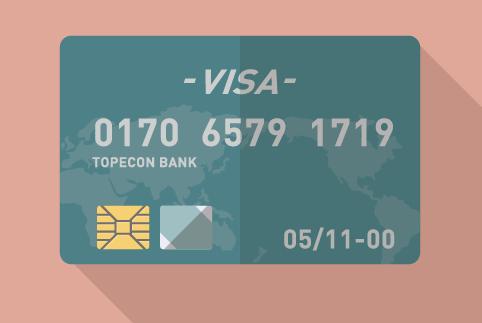 クレジットカードで決済する